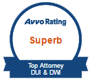 Avvo Superb Top Attorney DUI DWI