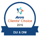 Avvo Client's Choice 2016